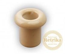 Проход для стены фарфоровый Слоновая кость Retrika RW-IV-1