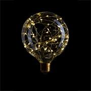 Светодиодная ретро лампочка G125, Sun-Lumen 057-042