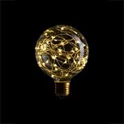 Светодиодная ретро лампочка G95, Sun-Lumen 057-066