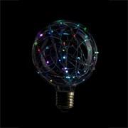 Светодиодная ретро лампочка G95, Sun-Lumen 057-073
