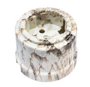 Розетка ретро пластиковая Королевская кобра Bironi B1-101-12