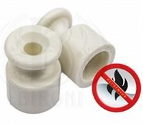 Изолятор пластиковый ретро Слоновая кость Bironi B1-551-211