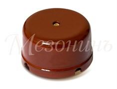 Коробка распределительная высокая Коричневая Мезонин GE70236-04