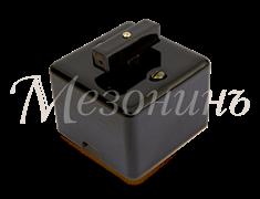 Выключатель ретро фарфоровый QUADRA Черный Мезонин GE80401-??