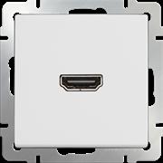 Розетка HDMI (белый) WL01-60-11