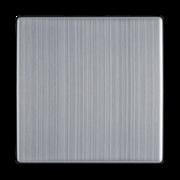 Клавиша для выключателя перекрестного (глянцевый никель) WL02-SW-1G-C-CP