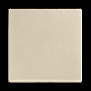 Клавиша для выключателя перекрестного (шампань) WL11-SW-1G-C-CP