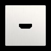 Накладка для розетки HDMI (перламутровый рифленый) WL13-HDMI-CP