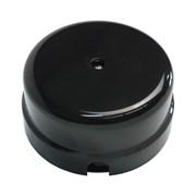 Пластиковая  коробка D90 распределительная , Черная, KERUDA BASIC  RKKB-04