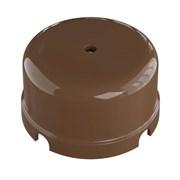 Коробка распределительная пластиковая D78, какао, Мезонин GE30236-70