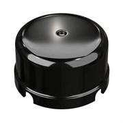 Коробка распределительная пластиковая D78, черная, Мезонин GE30236-05