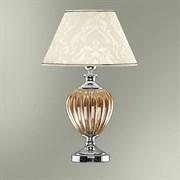 Настольная лампа с абажуром 33-402Х/85112 ПАЛЬМИРА