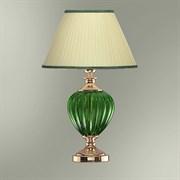 Настольная лампа с абажуром 33-12.59/85042 ПАЛЬМИРА