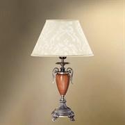 Настольная лампа с абажуром 33-402.56/13378 СПАРТА