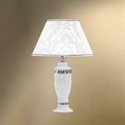 Настольная лампа с абажуром 38-401Х/9163N НАДЕЖДА