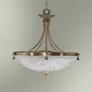 Светильник подвесной на 4 лампы диаметр 500 мм 18255/4П БИРМИНГЕМ
