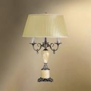 Настольная лампа с абажуром 44-12.56/3022 ТАМЕРЛАН