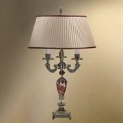 Настольная лампа с абажуром 44-08.57/13157 РАСПУТИН