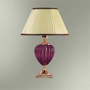 Настольная лампа с абажуром 29-12.57/95028 ПАЛЬМИРА