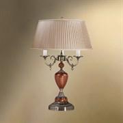 Настольная лампа с абажуром 44-08.56/3021 ТАМЕРЛАН