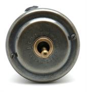 Выключатель ретро однорычажковый латунь, цвет Старая Бронза PETRUCCI 302SBRO