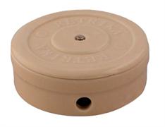 Распаечная коробка D95, Слоновая Кость,  Retrika RR-09025