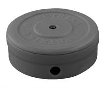 Распаечная коробка D95, Серый,  Retrika RR-090210