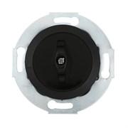 Ретро выключатель поворотный 10А, 250В (черный) Vintage LK STUDIO 880608-1