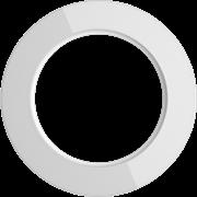 Рамка стеклянная на 1 пост Белая  Werkel WL21-frame-01
