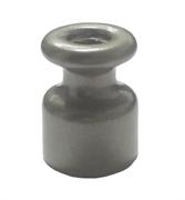 Изолятор  керамический Серый Металлик