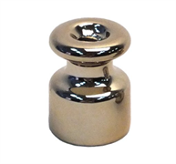 Изолятор ретро керамический Медный EDISEL