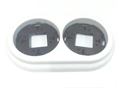 Рамка керамическая 2х-местн. Retrika R1С-02001