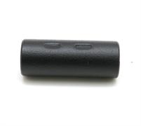 """Муфта труба-труба 20 мм., для электропроводки в трубах """"Черный муар""""  PETRUCCI 79ST4"""