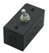 Выключатель  однотумблерный Villaris-Loft 824121-1ТВ