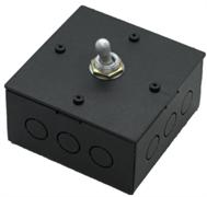 Выключатель  однотумблерный Villaris-Loft 828221-1ТB