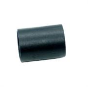 Муфта соединительная для труб, Черный муар, 15-18-22 мм. Villaris