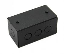 Коробка распределительная малая Черный Муар  Villaris-Loft GBQ GBQ 4824121