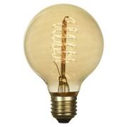 Лампа накаливания Е27 60W 2700K прозрачная GF-E-7125