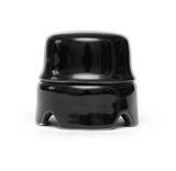 Распаячная коробка Черная Salvador