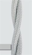 Коаксиальный кабель( 75 ОМ), двойной, Серебро BIRONI
