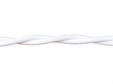 Коаксиальный кабель белый RETRIKA