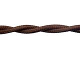 Коаксиальный кабель коричневый RETRIKA