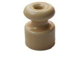 Изолятор керамический Песочный Villaris