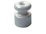 Изолятор керамический Перламутровый Белый Villaris