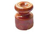 Изолятор керамический Перламутровый Оранжевый Villaris