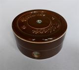 Распаячная коробка Коричневая D70 Villaris