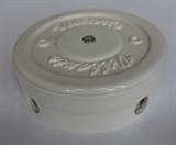 Распаячная коробка Белая D90 Villaris
