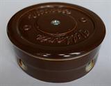 Распаячная коробка Коричневая D90 Villaris