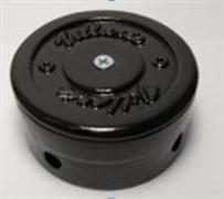 Распаячная коробка Черная D90 Villaris