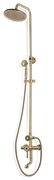 Душевая система бронза 10120 Bronze de Luxe